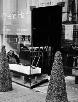 Hairdresser in Glasgow Merchant City